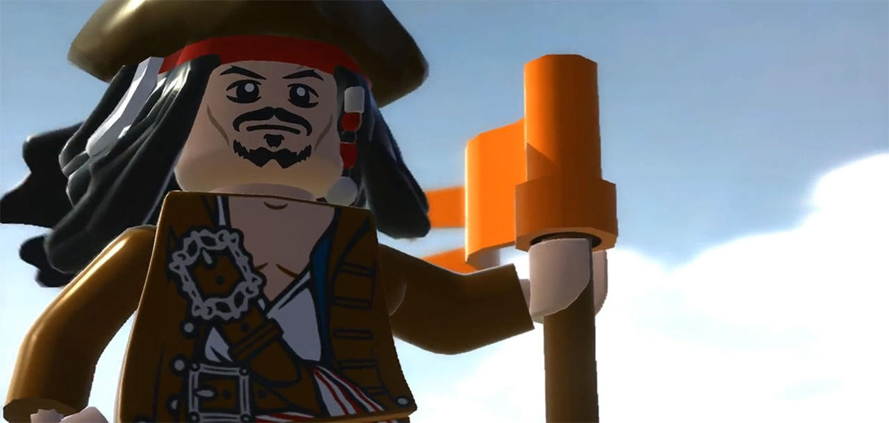 LEGO Pirates of the Caribbean: The Video Game. ГЛАВА 1. ПОРТ-РОЙАЛЬ