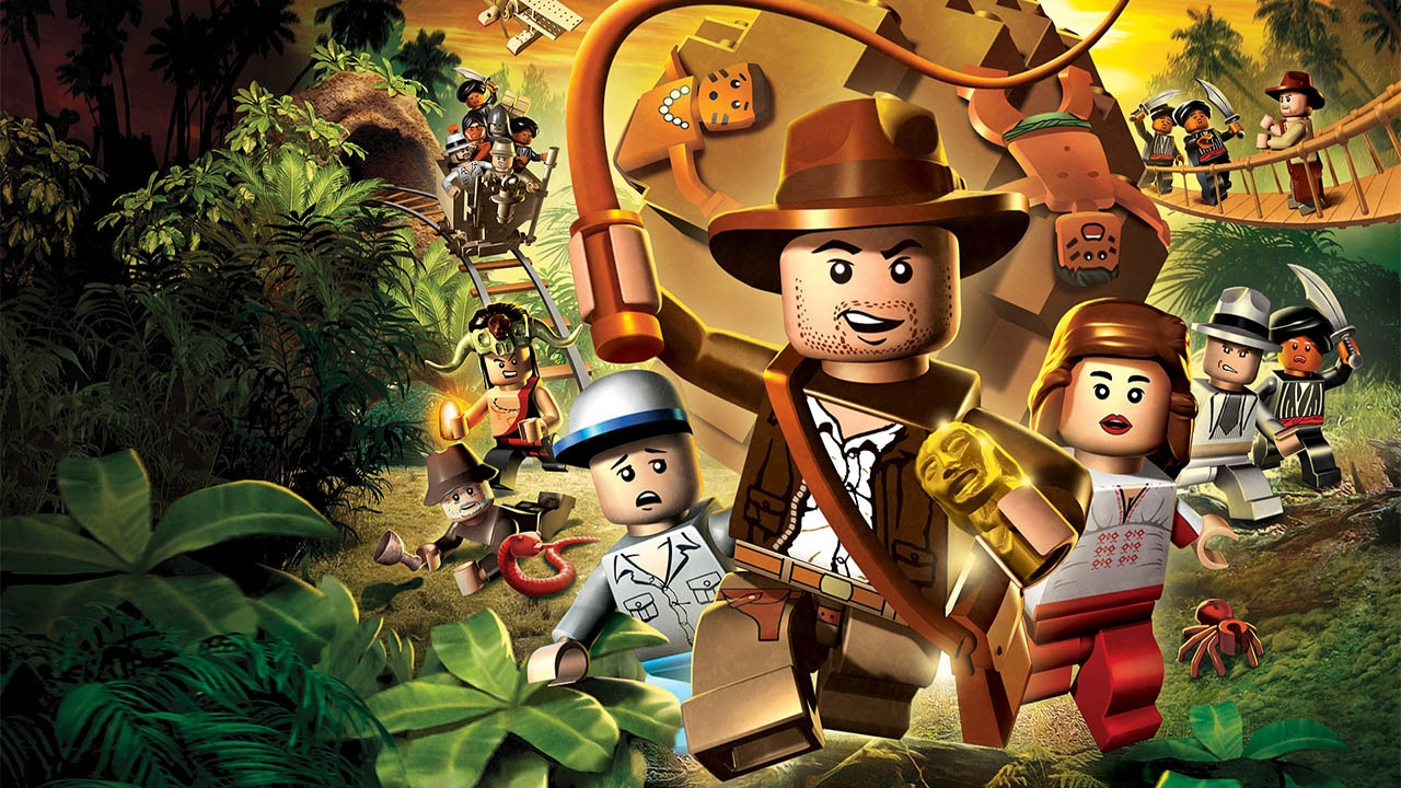 LEGO Indiana Jones The Original Adventures (сюжет)