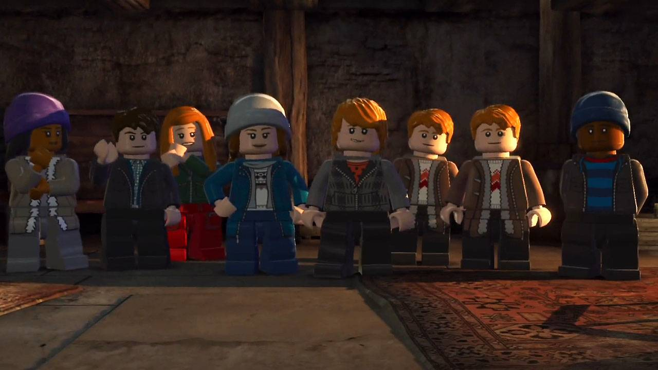 LEGO Harry Potter: Years 5-7. Персонажи