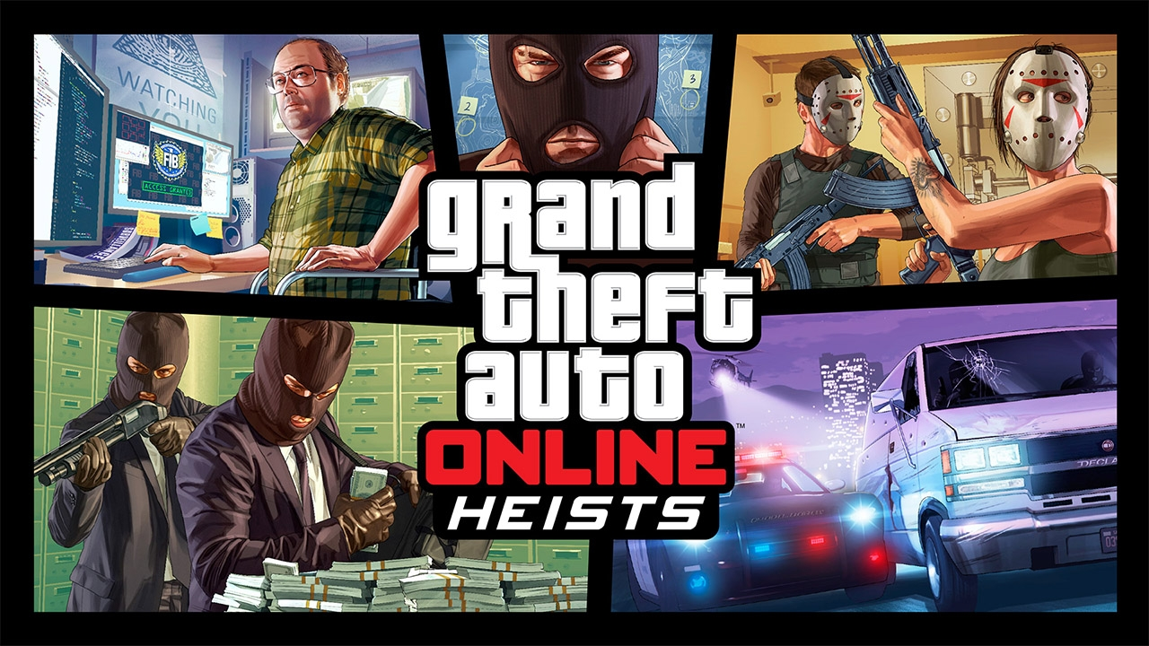 Grand Theft Auto Online: Heists