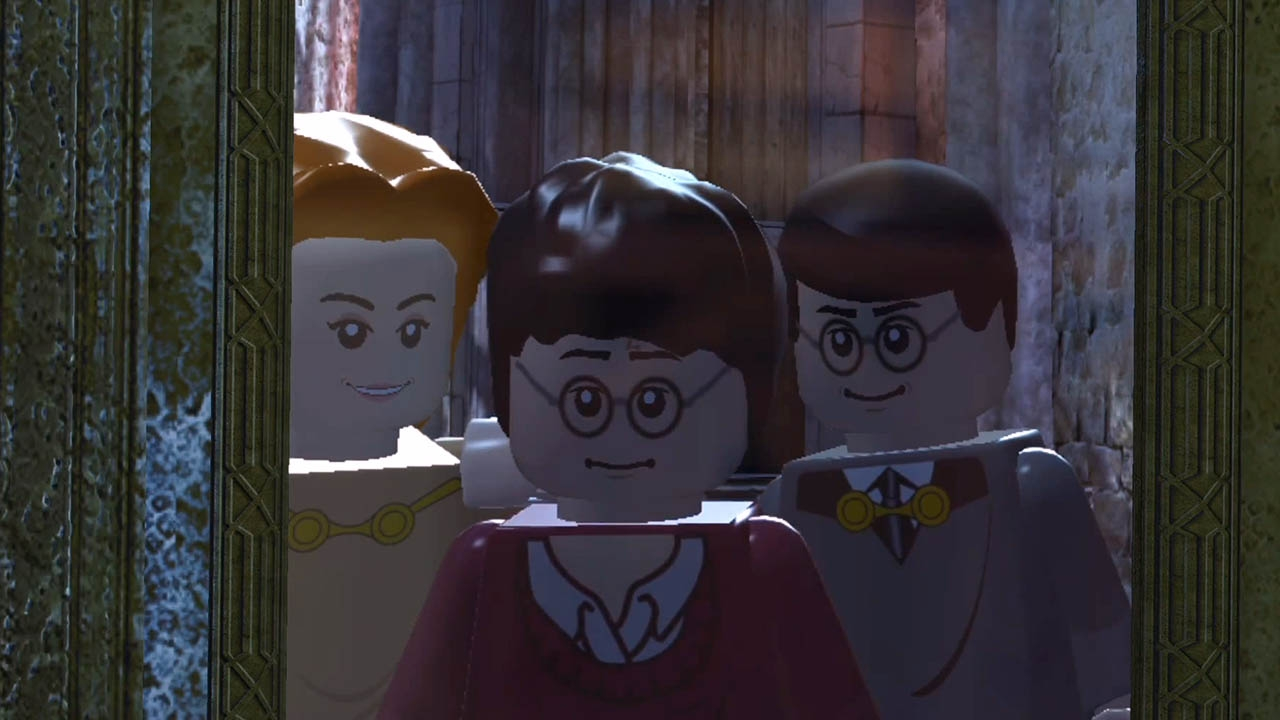 LEGO Harry Potter: Years 1-4. Глава 4. Запретная секция (The Restricted Section)