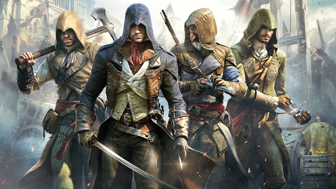Assassin's Creed Unity (сюжет)