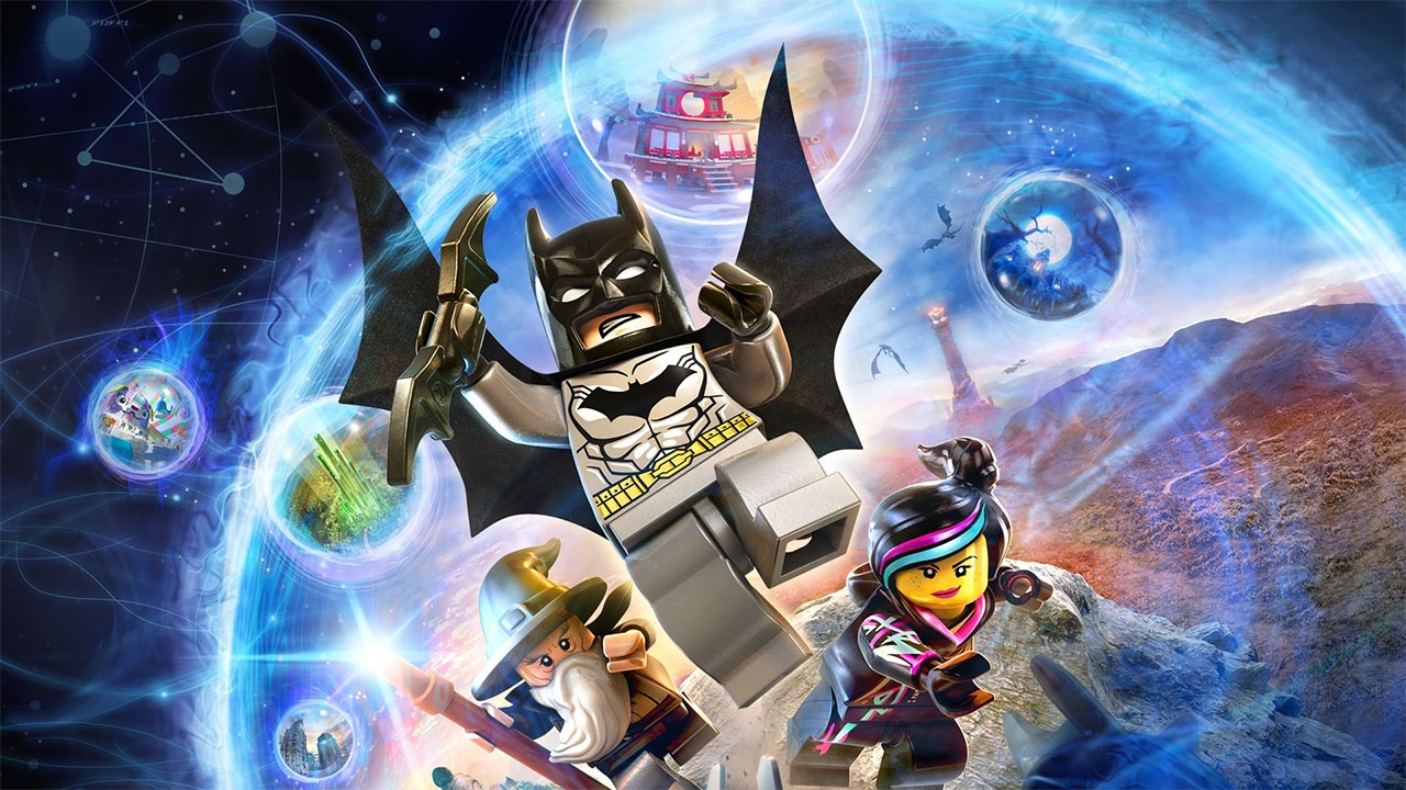 LEGO Dimensions. The LEGO Batman Movie (свободная игра, 100%)