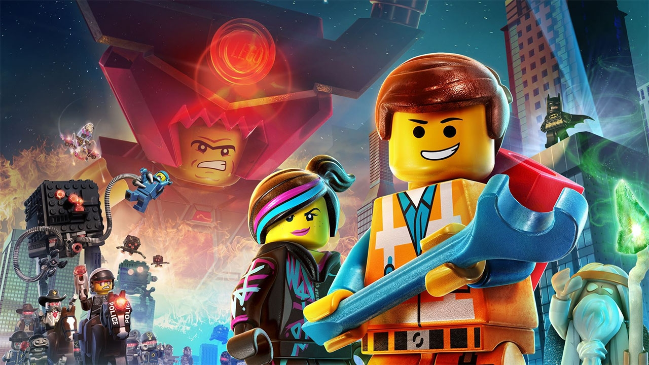 The LEGO Movie: Videogame. Игра по фильму об игре.