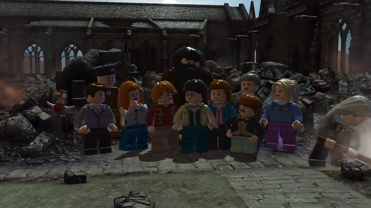 LEGO Harry Potter: Years 5-7. Глава 24. Просчет в плане (The Flaw in the Plan)