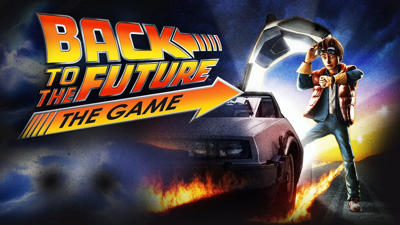 Back to the Future: The Game. Глава 1. Время пришло
