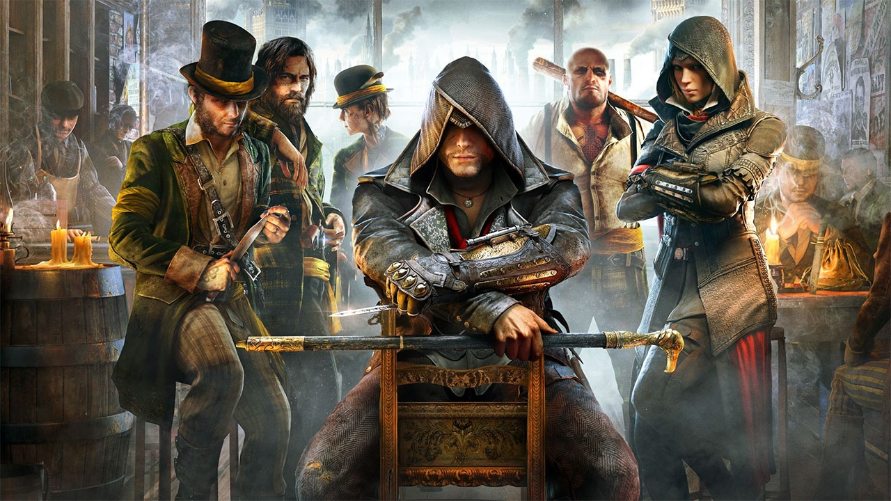 Assassin's Creed Syndicate (сюжет)