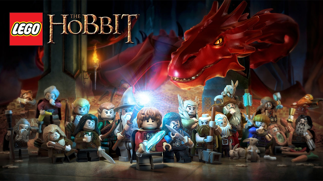 LEGO The Hobbit (свободная игра, 100%)