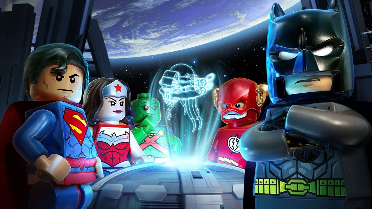 LEGO Batman 3: Beyond Gotham (свободная игра, 100%)