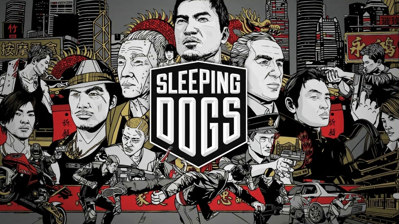 Sleeping Dogs (часть 1)